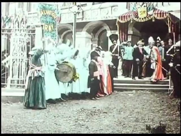 Tunneling the English Channel (1907) - GEORGES MELIES - sous manche cauchemar franco-anglais