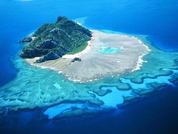 Остров Монурики, Фиджи