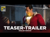 ENG | Тизер-трейлер: «Шазам!» / «Shazam!», 2019 | SDCC18