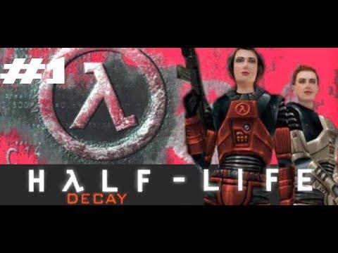 Попытки коопа в Half-Life Decay 1