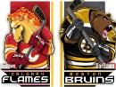 NHL Preseason | Calgary Flames vs Boston Bruins