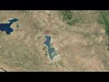 Drying of Lake Urmia, Iran(1984-2012) - Urmiye Gölünün Qurutulması