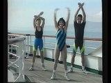 Утренняя разминка (танцевальная аэробика) с Инной Михедовой, ТК Останкино