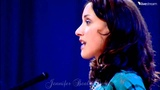 Jennifer Beals - Speaks &amp Receives Blessing Scarf At The Dalai Lama's 'Public Talk' (7-17-11)