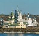 Вы увидите древний город Углич, расположенный на живописном берегу Волги, познакомитесь с его детективной историей...