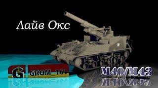GROM_161 • M40/M43 ( Лайв Окс ) Союзники нормальные☺