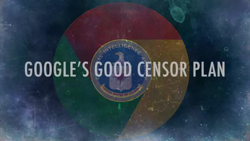 Google's Good Censor Plan
