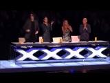 Impresionante Baile estilo Matrix- kenichi Ebina - American Got Talent
