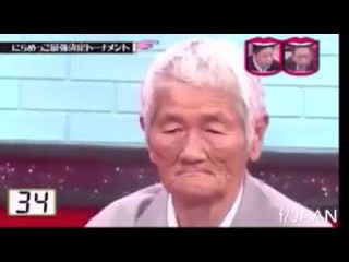 Don't laugh game. Japanese game. Funny game