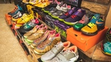 Take a Look Inside This Colorado Springs Local's INSANE Sneaker Basement, PART 2 iCollect