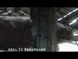 НЛО в ЗОНЕ 51. Секретное видео 2011