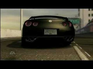 Need for Speed Pro Street - Nissan GTR Proto