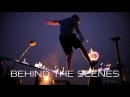 Behind the Scenes Burning Slackline Trick ft John Farnworth Pepsi Max Unbelievable LiveForNow