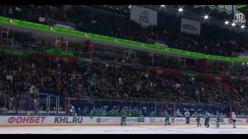 Логинов попал в самую Девутку и сравнивает счёт 2-2