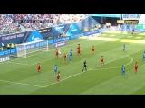 Обзор матча «Зенит» – «Арсенал» (1:0).