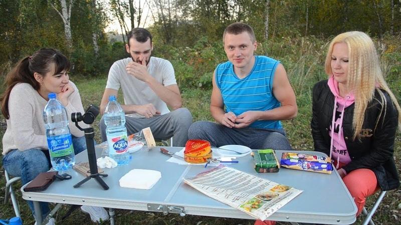Сюрстрёмминг Surströmming Пробуем шведскую квашенную сельдь