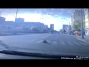 18 Ребёнок выбежал на дорогу и его сбила машина