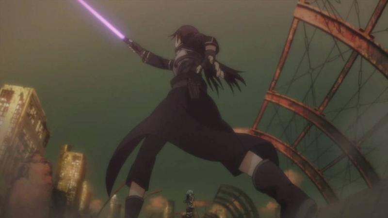[AMV] Мастера меча онлайн/Sword Art Online (GGO)