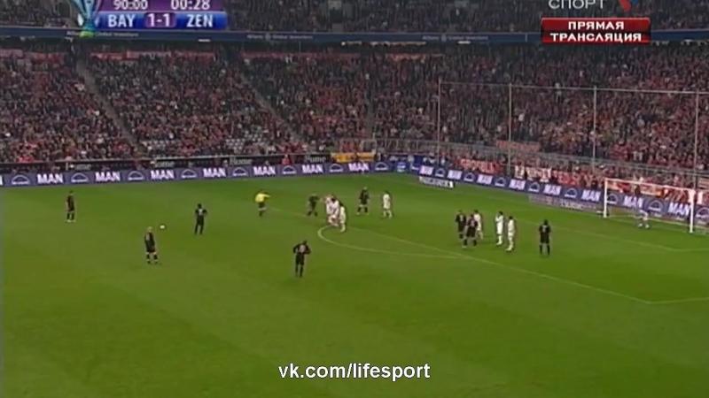 6.1 Сезон. Кубок УЕФА - Сезон 2007 - 2008. Часть 2