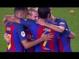 Голы Месси Севилье в Суперкубке Испании