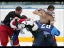 Лучшие драки в хоккее. Зубодробилка 4