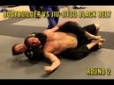Bodybuilder vs Jiu-Jitsu Black Belt   Round 2