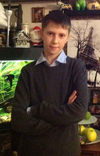Тимофей Завидный, 13 декабря , Москва, id68776728