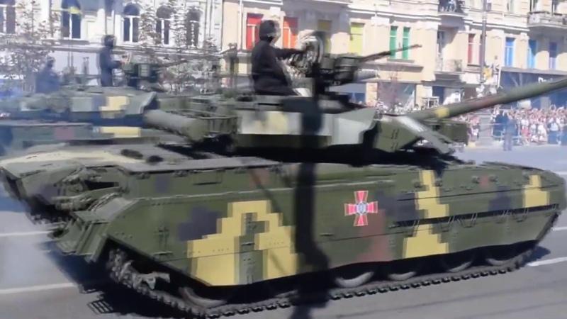 За 4 месяца ЛБТЗ передал ВСУ 34 обновлённых и модернизированных танка