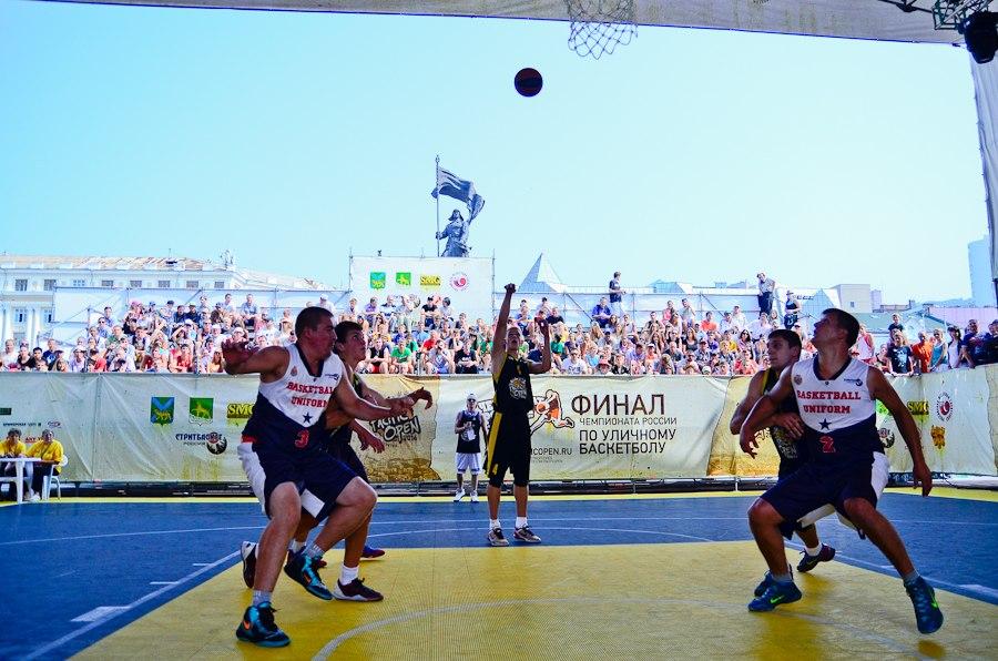 Финал Чемпионата России по баскетболу 3х3 пройдет во Владивостоке!