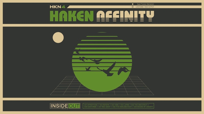 Haken - Affinity (Full Album) High Quality