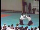 Tamura Nobuyoshi's Aikido demonstration from 1994