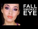 Fall Smokey Eye Makeup Tutorial | Shu Uemura x Maison Kitsune Holiday Collection | Eman
