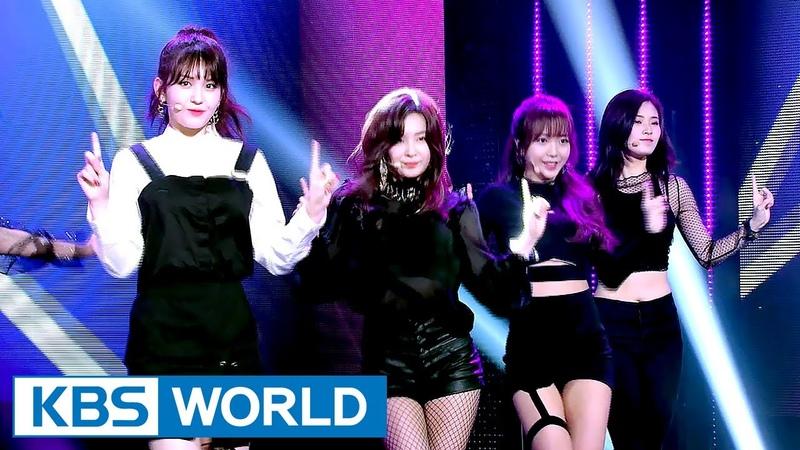 Girls Next Door (옆집소녀) - Deep Blue Eyes [Idol Drama Operation Team]