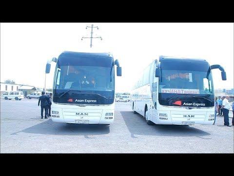 Между Узбекистаном и Таджикистаном возобновляется автобусное сообщение