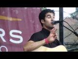 Darren Criss Market Days-Human