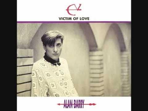 Alan Barry - Victim Of Love (1989)