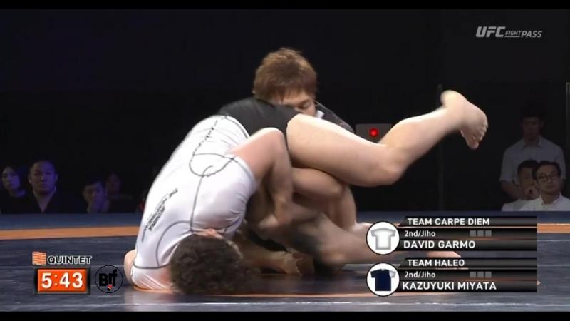 F 3 David Garmo vs Kazuyuki Miyata quintetFN