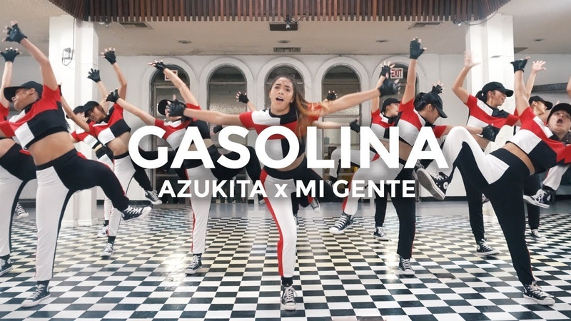 GASOLINA x AZUKITA x MI GENTE (Dance Video) | @besperon Choreography feat. SKIP Entertainment