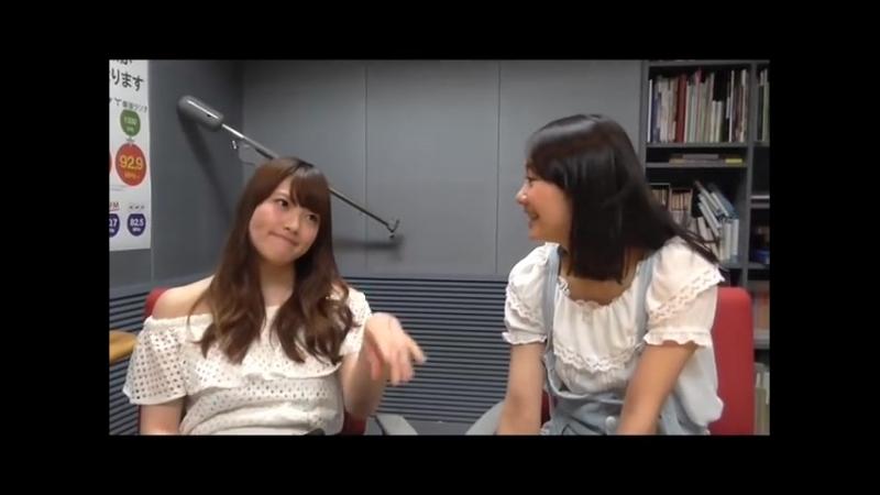 Tokai Radio — 11 wa 2 Janaiyo! Kimoto Kanon vs. Matsumoto Chikako | 23.08.2016.
