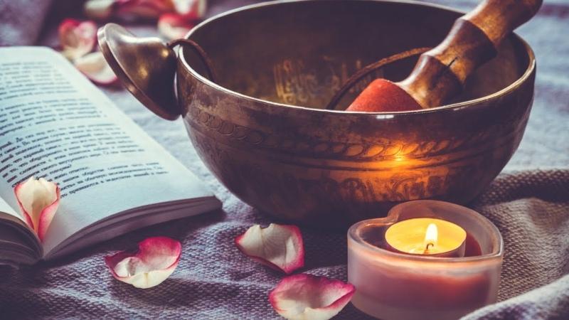 285 Hz 》Big Tibetan Singing Bowls 》Body Damage Care 》heal damaged organs 》Deep Meditation.