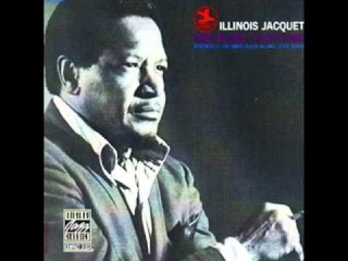 Illinois Jacquet - The Blues That's Me! (1969)