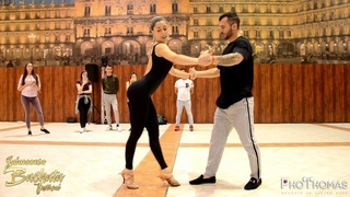 Igor y Rocio [Mi Cuba] @ Salamanca Bachata Festival 2018
