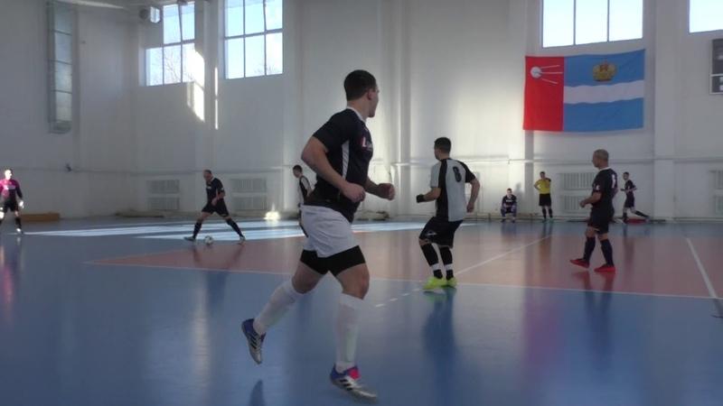 ФК «Импульс СПЗ» - ФК «Лир» - 1 тайм