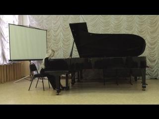 ГОС Экзамен По Фортепиано