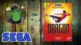 Sega,Dragon Bruce Lee Story ,полное прохождение