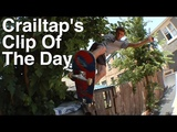 Crailtap's Clip of The Day OKC Ramp Session