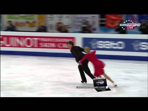 Ekaterina Bobrova-Dmitry Soloviev 2011 WC FD