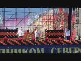 А. Крапивин, Р. Варфоломеев, В. Зверев -
