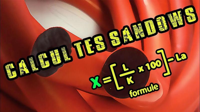 Comment calculer ses sandows - Chasse sous marine Tutoriel