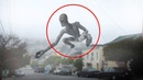 5 STRANGE CREATURES CAUGHT ON CAMERA SPOTTED IN REAL LIFE 3
